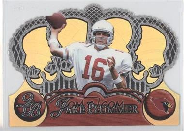 1997 Pacific Crown Royale Gold Holofoil #5 - Jake Plummer