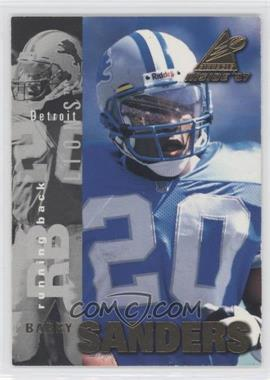 1997 Pinnacle Inside #3 - Barry Sanders
