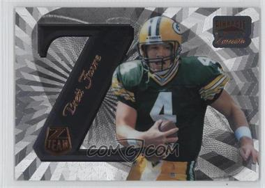 1997 Pinnacle Zenith - Z-Team #ZT11 - Brett Favre