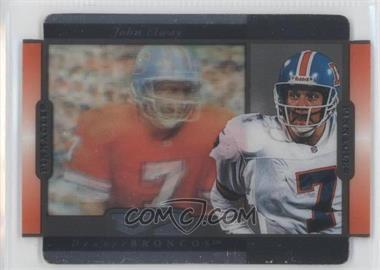 1997 Pinnacle Zenith V2 #V-2 - John Elway