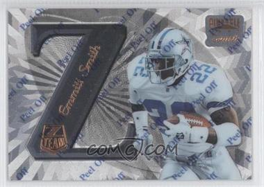1997 Pinnacle Zenith Z-Team #ZT1 - Emmitt Smith