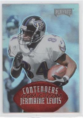 1997 Playoff Contenders - [Base] - Red #13 - Jermaine Lewis /25