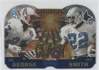 Eddie George, Emmitt Smith