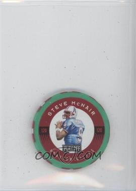 1997 Playoff First & Ten - Chip Shot - Green #120 - Steve McNair