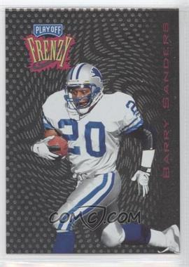 1997 Playoff First & Ten [???] #11 - Barry Sanders