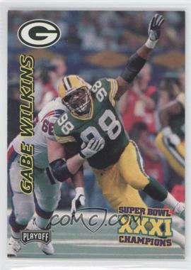 1997 Playoff Green Bay Packers Super Sunday - Box Set [Base] #50 - Gabe Wilkins