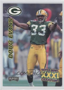 1997 Playoff Green Bay Packers Super Sunday Box Set [Base] #12 - Doug Evans