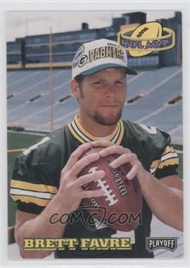 1997 Playoff Green Bay Packers Super Sunday Box Set [Base] #2 - Brett Favre