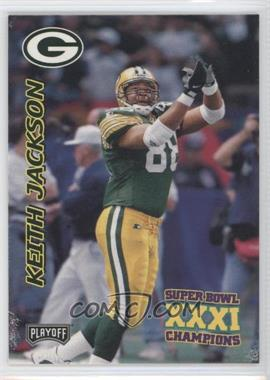 1997 Playoff Green Bay Packers Super Sunday Box Set [Base] #30 - Keith Jackson