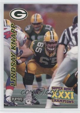 1997 Playoff Green Bay Packers Super Sunday Box Set [Base] #49 - Lindsay Knapp