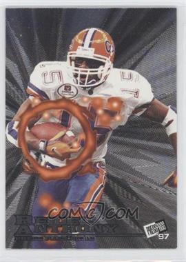 1997 Press Pass [???] #B12 - Reidel Anthony
