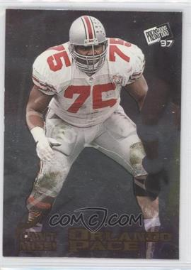1997 Press Pass [???] #CM4 - Orlando Pace