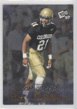 1997 Press Pass [???] #CM5 - Rae Carruth