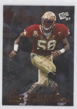 1997 Press Pass [???] #CM6 - Peter Boulware