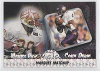 Warrick Dunn, Corey Dillon
