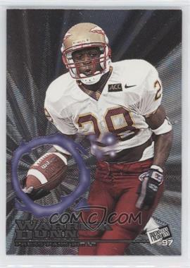 1997 Press Pass Big 12 #B4 - Warrick Dunn