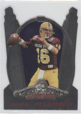 1997 Press Pass Combine Die-Cuts #6 - Jake Plummer
