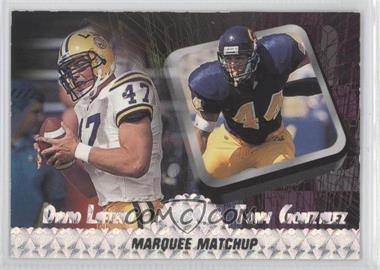 1997 Press Pass Marquee Matchup #MM 9 - Darryll Lewis