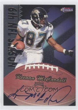 1997 Pro Line II Memorabilia [???] #N/A - Keenan McCardell
