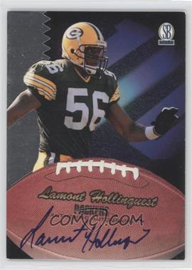 1997 Pro Line II Memorabilia [???] #N/A - Lamont Hollinquest