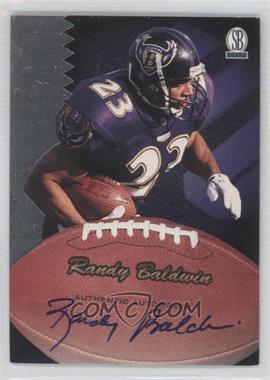 1997 Pro Line II Memorabilia [???] #NoN - Randy Baldwin