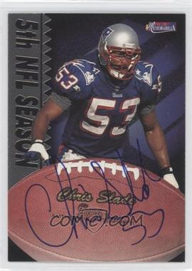 1997 Pro Line II Memorabilia Autographs #NoN - Chris Slade