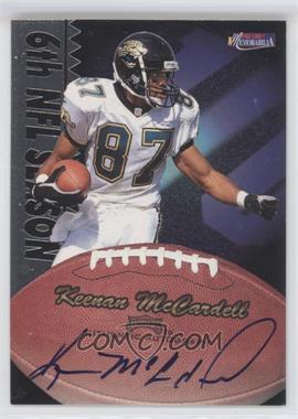 1997 Pro Line II Memorabilia Autographs #NoN - Keenan McCardell