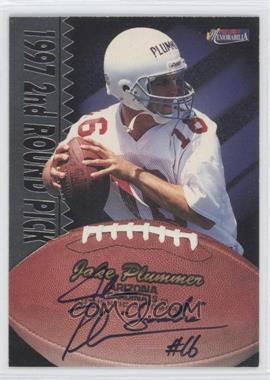 1997 Pro Line II Memorabilia Rookie Autographs #JAPL - Jake Plummer