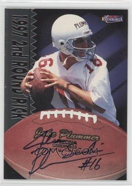 1997 Pro Line II Memorabilia Rookie Autographs #N/A - Jake Plummer