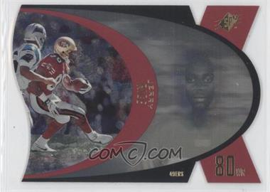 1997 SPx #SPX1 - Jerry Rice