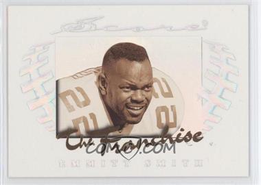 1997 Score - The Franchise - Holofoil #1 - Emmitt Smith