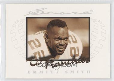 1997 Score [???] #1 - Emmitt Smith