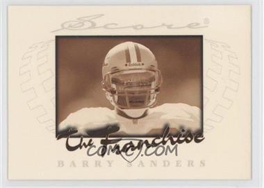 1997 Score [???] #2 - Barry Sanders