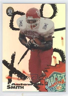 1997 Score Board Rookies [???] #WR2 - Antowain Smith