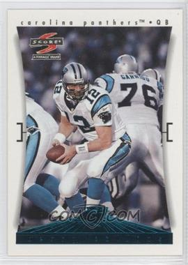 1997 Score Team Collection - Carolina Panthers #1 - Kerry Collins