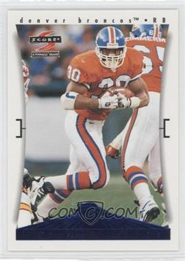 1997 Score Team Collection Denver Broncos #4 - Terrell Davis