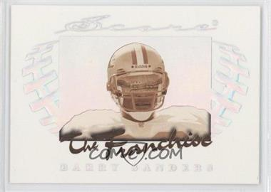 1997 Score The Franchise Holofoil #2 - Barry Sanders