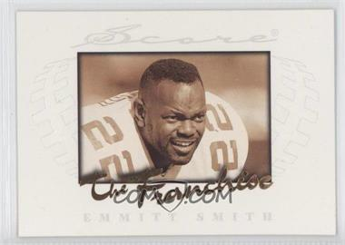 1997 Score The Franchise #1 - Emmitt Smith
