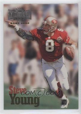 1997 Skybox Metal Universe [???] #2 - Steve Young