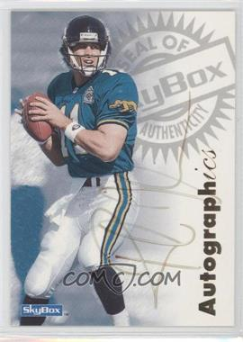 1997 Skybox Premium - Autographics #ROJO - Rob Johnson