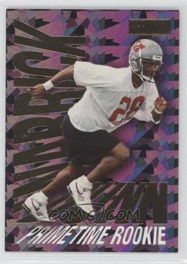 1997 Skybox Premium - Primetime Rookies #9 PR - Warrick Dunn