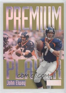 1997 Skybox Premium [???] #15PP - John Elway
