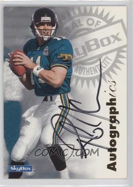 1997 Skybox Premium Autographics #ROJO - Rob Johnson