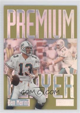 1997 Skybox Premium Premium Players #5 PP - Dan Marino