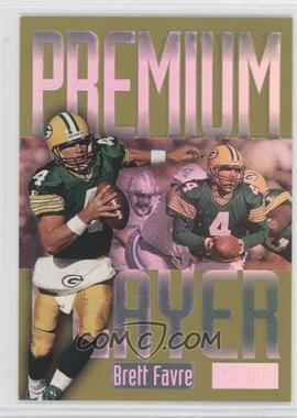 1997 Skybox Premium Premium Players #6 PP - Brett Favre