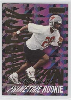 1997 Skybox Premium Primetime Rookies #9 PR - Warrick Dunn