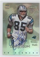 Wesley Walls, Ed King