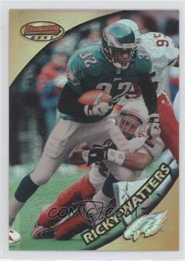 1997 Stadium Club Bowman's Best Preview Refractor #BBP12 - Ricky Watters