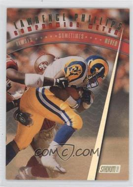 1997 Stadium Club Never Compromise #NC26 - Lawrence Phillips