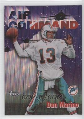 1997 Topps Career Best #1 - Dan Marino